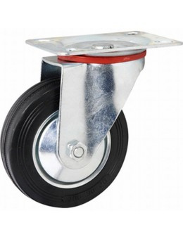 Колесо промышленное поворотное SC75 (диаметр 75 мм)