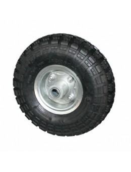 Колесо пневматическое несимметричная ступица PR1800 (диам. 250 мм)