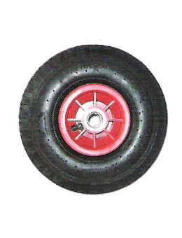 Колесо пневматическое несимметричная ступица PR1803 (диам. 250 мм)