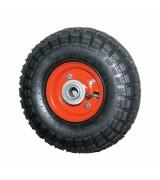 Колесо пневматическое симметричная ступица PR1804 (диам. 250 мм)