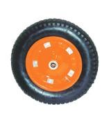 Колесо  пневматическое симметричная ступица PR2401-1 (диам. 360 мм)