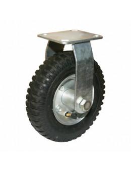 Колесо пневматическое не поворотное FC1000 (диам. 266 мм)