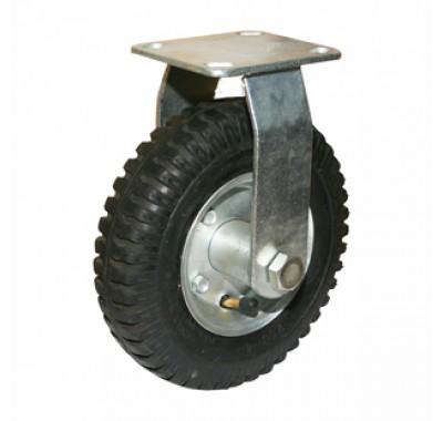 Колесо пневматическое не поворотное FC900 (диам. 218 мм)
