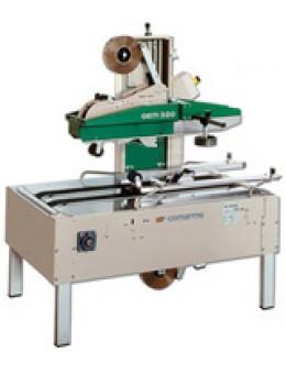 Полуавтоматический заклейщик GEM 320(нижние протягивающие ремни)