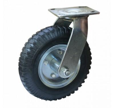 Колесо пневматическое поворотное SC4000 (диаметр 400 мм)