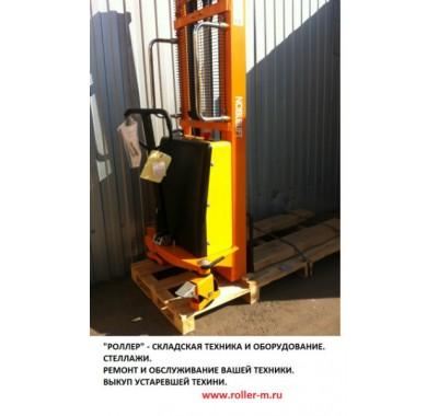 Электроштабелеры NOBLELIFT SPN1025
