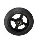 Колесо большегрузное обрезиненное без кронштейна D160 (диаметр 150 мм)