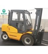 Погрузчик дизель 5 тонн Jungheinrich DFG 550 (5 м. / 2013 г)