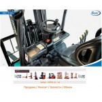 Дизельный погрузчик Baoli 1,5 тонны 3000 / 4700 мм / Китай-Германия