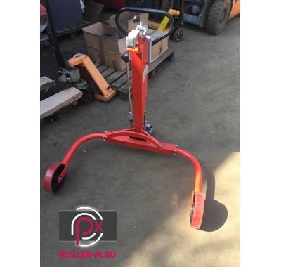 Гидравлическая тележка для перевозки бочек Noblelift DP25
