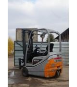 Электропогрузчик б.у. STILL RX20-18 / 1800 кг / 4500 мм (2008 г.)