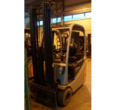 Электропогрузчик б.у. STILL RX20-15 / 1500 кг / 3,8 м (2012 г.)
