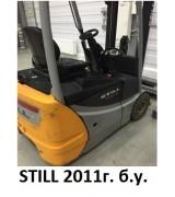 Продам электропогрузчик STILL RX 50-15 / 2011 год.