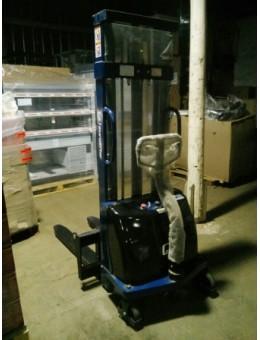 Штабелёр ручной гидравлический с электроподъёмом Eurolifter ELS EasyPower 15/30