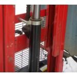 Штабелер с электроподъёмом  б.у. LEMA 1020 (1т / 2м)