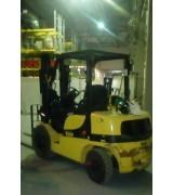 Бензин/газовый погрузчик б.у. YALE GP30 (3 тн. / 3 м. / 2012 г.)
