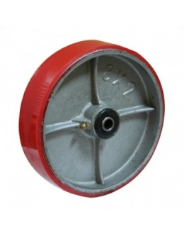 Колесо большегрузное полиуретановое без кронштейна P100 (диаметр 100 мм)