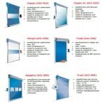 Скоростные ворота Loading Simple (Европа)