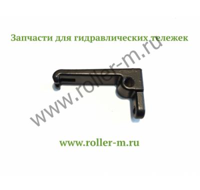 Запасные части к ручным гидравлическим тележкам роклам (рохлям) - Педаль рычажная DF