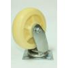 Колесо полиамидное поворотное C550S\PP104 (диаметр 100 мм)