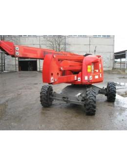 Самоходный коленчатый подъёмник б.у. Haulotte HA16 PX