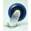 Колесо большегрузное обрезиненное поворотное C550S\EUP8200B (диаметр 200 мм)