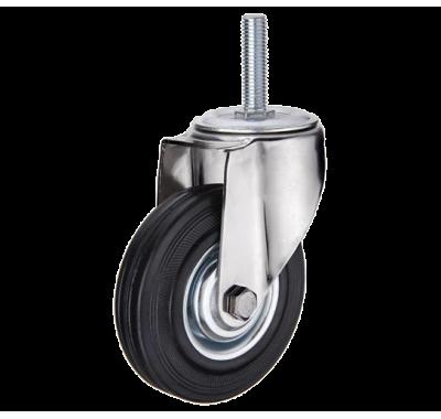 Колесо промышленное с болтом SCt75 (диаметр 75 мм)