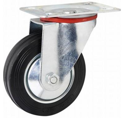 Колесо промышленное поворотное SC200 (диаметр 200 мм)