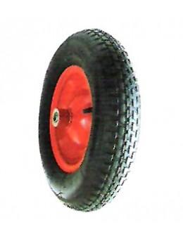 Колесо пневматическое симметричная ступица PR3001 (диам. 400 мм)