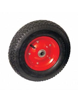 Колесо пневматическое симметричная ступица PR3007 (диам. 405 мм)