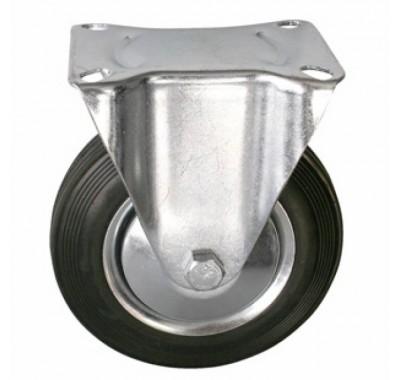 Колесо промышленное неповоротное FC160 (диаметр 160 мм)