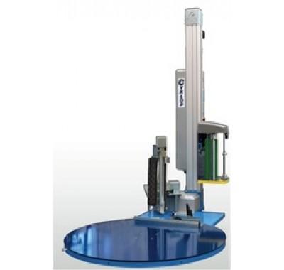 Паллетоупаковщик полуавтоматический GL 300 (автоматическая обрезка пленки)
