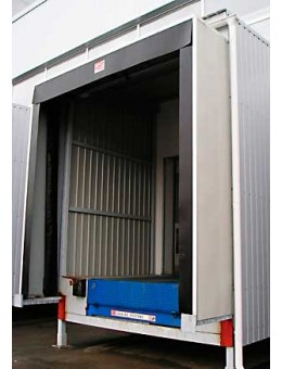 Докшелтер Loading Systems Powershelter 407