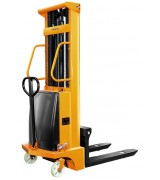 Штабелёр ручной гидравлический с электроподъёмом UNIMAC SEM1530