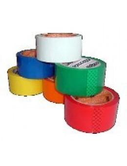 Скотч Клейкая лента упаковочная 72 мм х 66 м UNIBOB 700 (прозрачная / темная)
