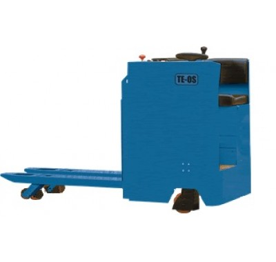 Самоходная гидравлическая тележка с сиденьем TE-OS20
