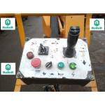 Подъемник коленчатый электро бу на 15 метров Haulotte