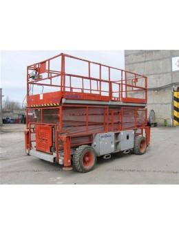 Дизельный подъёмник б.у. Skyjack SJ9250 4х4 (15 / 17 метров)