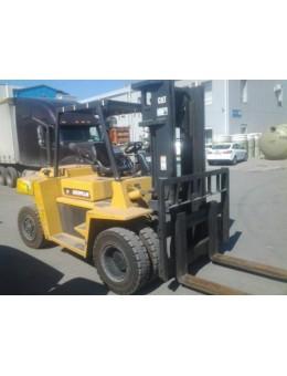 Погрузчик дизельный б.у. CAT 7 тонн