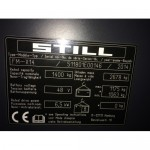 Ричтрак б.у. STILL FMX-14 (9800 мм / 2014 г)