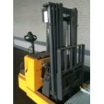 Самоходный электроштабелер (минипогрузчик) SOOSUNG SWR 1300L / 1300 кг / 3500 мм