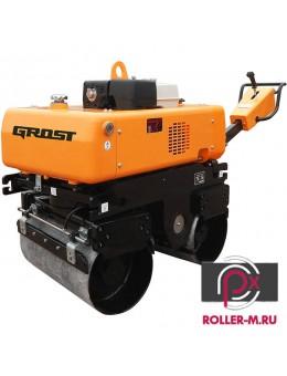 Виброкаток Grost VR850R