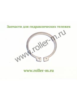 Пружинная шайба (стопорное кольцо)