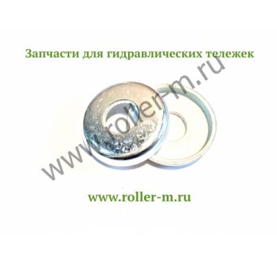 Запасные части к ручным гидравлическим тележкам роклам (рохлям) - чашка пружины